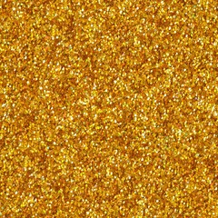 Abstract orange glitter background. Seamless square texture. Tile ready.