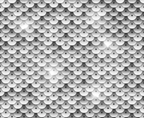 Sequins seamless background