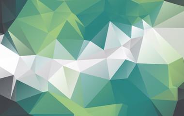 Mosaic triangle background. Geometric background.eps.10