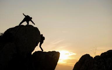 Tehlikeli Ve Zorlu Tırmanma