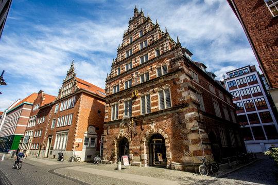 Gebäude der historischen Stadtwaage (Bremen)