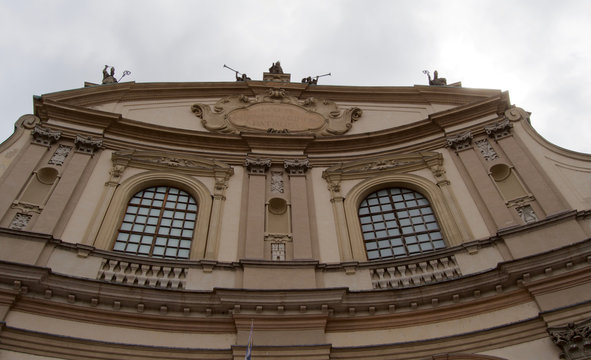 Cathedral of St. Ambrose Vigevano