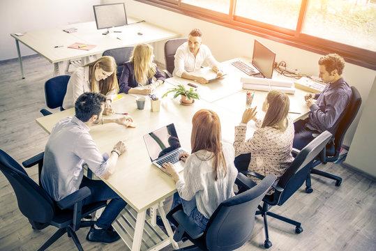 Start-up meeting