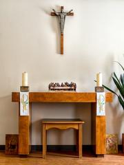 Altar in Nursing Home