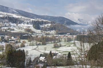 village des Vosges