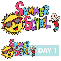 summer school son and student message