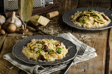 Original italian risotto