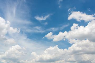 clould blue sky background