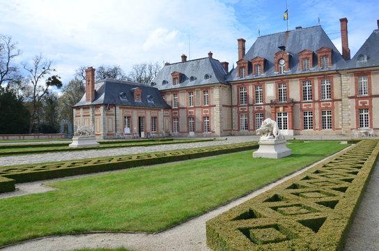Château de Breteuil, France