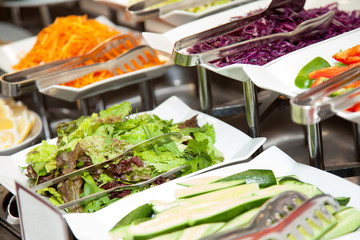 Restaurant buffet photo fresh food 2