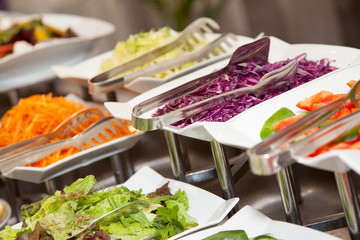 Restaurant buffet photo fresh food 3