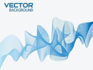 REAINBOW RIBBON EFFECT 9 BLUE