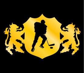 hockey wappen