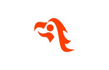 Bird Vektor Logo