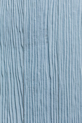 Wood background texture from wooden planks./ blue wood railing background