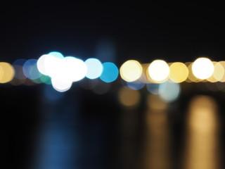 Blur light bokeh defocused background