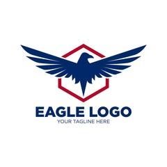 Red Blue Patriot Logo