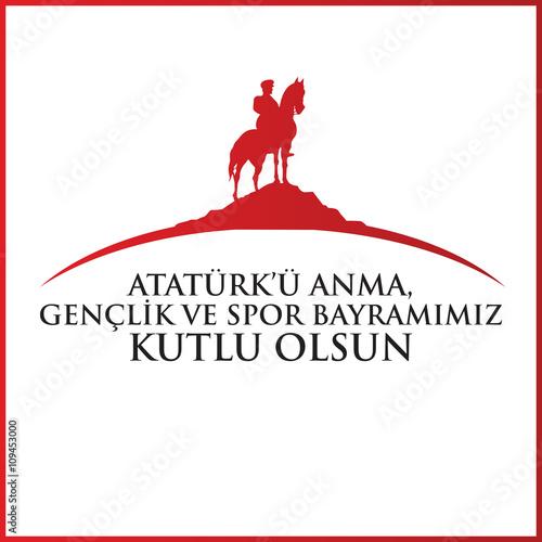 19 Mayıs Atatürkü Anmagençlik Ve Spor Bayramı Bandırma Vapuru