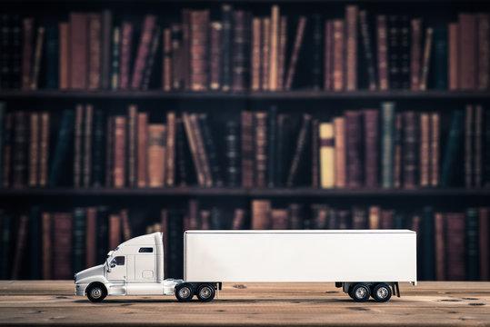 図書 トラック