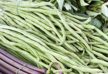 fresh vegetable for sale in thailand local market vegetable market