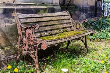 Vintage Sitzbank