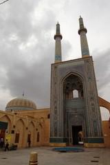 mosquée du vendredi, Yazd, Iran