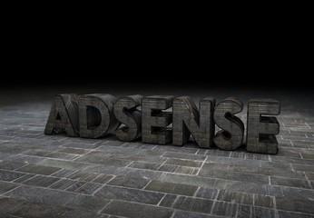 Adsense, 3D Text