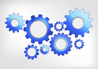 gears web design