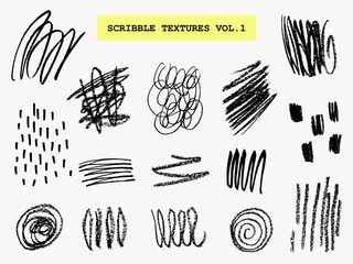 Scribble Textures Collection