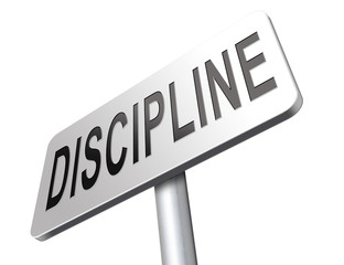 discipline and order