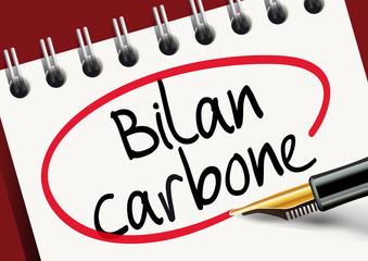 Bilan carbone - CO2