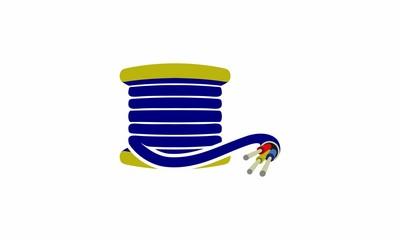 Fiber Optic Cable reels logo