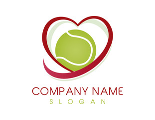 love tennis logo
