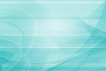 Hintergrund abstrakt Linien Wellen künstlerisch türkis