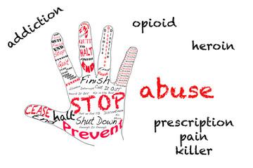Stop opiod addiction
