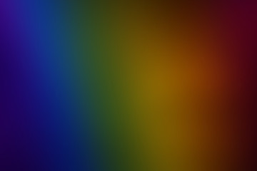 Pride Rainbow Abstract Background