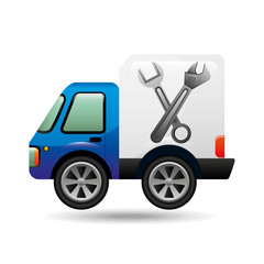 vehicle icon design