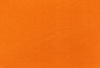 Abstract orange textile texture.