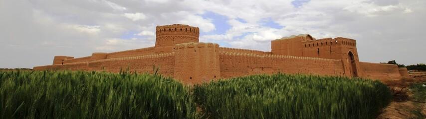 Château de Saryazd, Iran