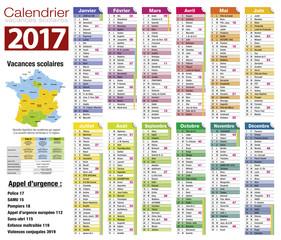 calendrier scolaire 2017 18 pdf