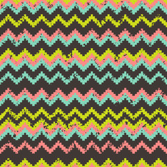 Aztec seamless pattern.