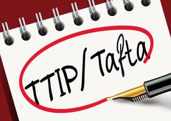 TTIP-Tafta - Commerce international