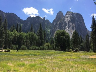 Yosemite Valley im Yosemite Nationalpark