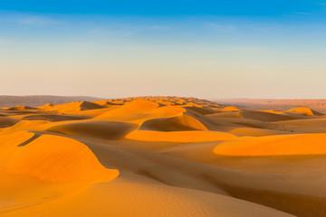 Photo sur Toile Desert de sable Expedition Omani desert