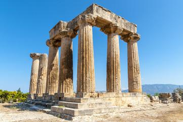 Храм древнего Коринфа