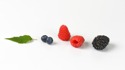Fresh berry fruit