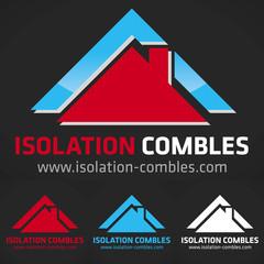 logo isolation combles auto-entrepreneur