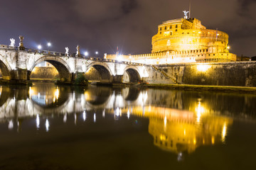 Castel St. Angelo right 2