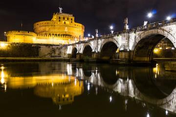 Castel St. Angelo left