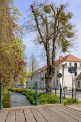 Wohnen am Wasser: Der Ludwigsluster Kanal